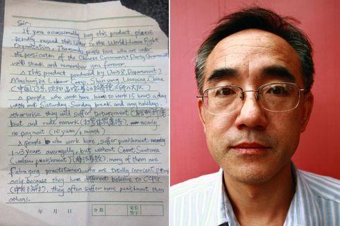 Surat SOS Tahanan di Uighur China sampai di AS Bocorkan Praktik Kerja Paksa dan Penyiksaan yang Belum Berakhir