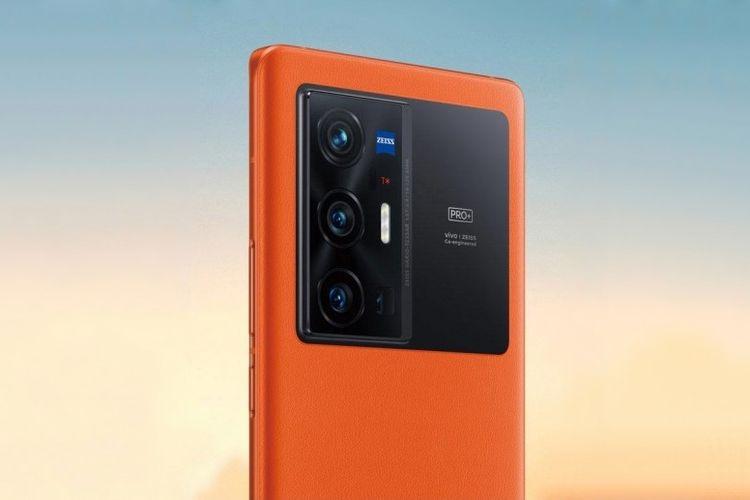 Ilustrasi Vivo X70 Series 5G.