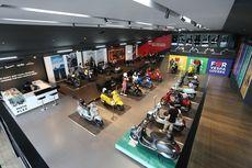 Datang ke Motoplex Terbaru PT Piaggio Indonesia, Ini Fasilitas dan Layanan yang Bisa Kamu Lihat