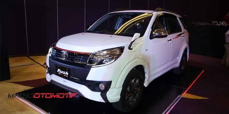 Toyota Rush TRD Sportivo 7.