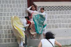 Korea Utara Diterjang Topan Lingling, 5 Orang Tewas