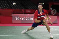Akhiri Tren Kekalahan dari Momota, Axelsen Juara Denmark Open 2021