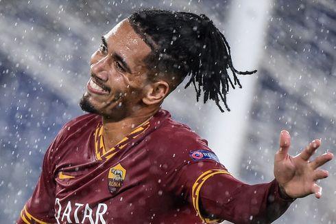 Roma Vs Inter, Fonseca Belum Pasti Mainkan Chris Smalling