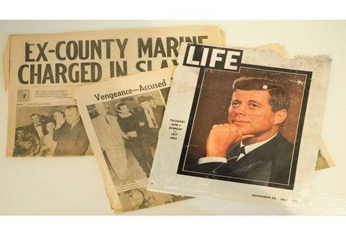 24 November 1963, Penembak John F Kennedy Tewas Ditembak Saat Siaran Langsung Televisi
