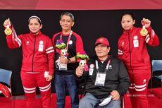 Setarakan Atlet Olimpiade dan Paralimpiade, Ketua NPC Indonesia dan Atlet Parabulutangkis Puji Presiden Jokowi dan Menpora Amali