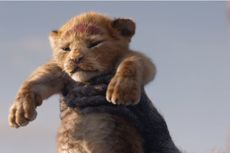 The Lion King Mengaum, Black Panther Tersingkir