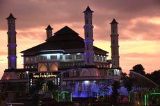 Cegah Corona, Masjid Raya Cilodong Purwakarta Tiadakan Shalat Jumat