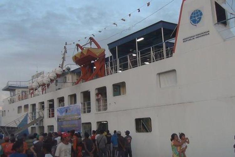 Di 4 Pelabuhan Ini Berlaku Pembayaran Tiket Penyeberangan