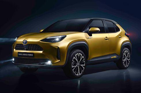 Resmi, Toyota Luncurkan SUV Baru Bernama Yaris Cross