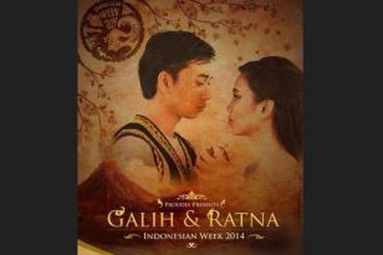 Tahun ini Grand Show mengambil tema cerita letusan Krakatau pada 1883 yang digabung dengan kisah romantika percintaan