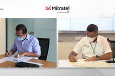 Perkuat Bisnis Mitratel, Telkom Berikan Modal 798 Menara Telekomunikasi