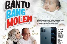 Wali Kota Pangkalpinang Gelar Sayembara untuk Nama Anaknya Berhadiah iPhone 12