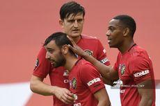 Man United Vs Bournemouth, 5 Gol Setan Merah Benamkan Tim Degradasi