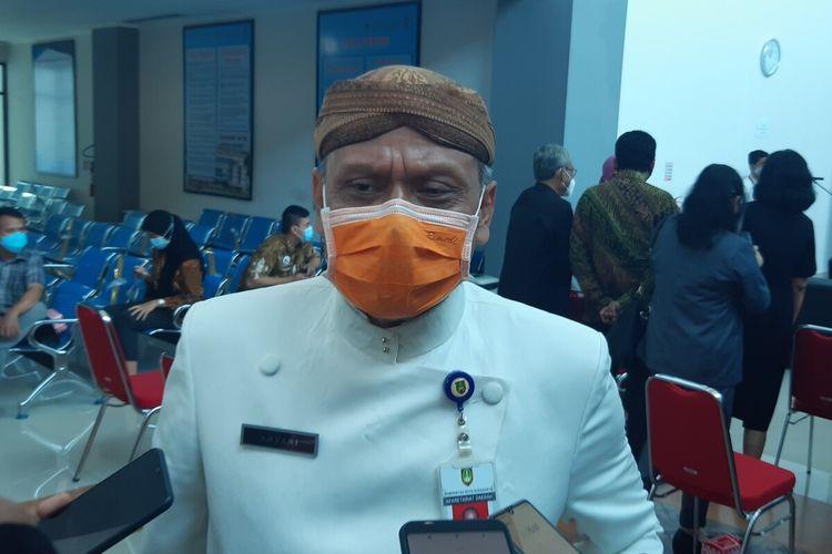 Sekretaris Daerah (Sekda) Solo Ahyani.
