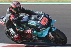 Soal Persaingan Klasemen MotoGP, Quartararo: Tekanan Ada pada Pebalap Pabrikan