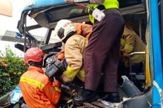 Dalami Riwayat Kesehatan Korban, Polisi Bakal Panggil Istri Sopir Transjakarta yang Tewas dalam Kecelakaan