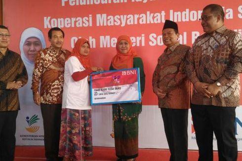 Setelah Malang dan Sidoarjo, e-Warung Diluncurkan di Mojokerto