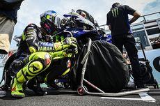 MotoGP Catalunya, Misi Valentino Rossi Jaga Peluang Juara