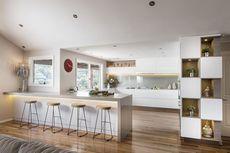 Percantik Lemari Dapur Anda dengan 4 Dekorasi