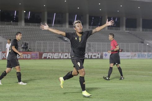 Hasil Timnas U23 Indonesia Vs Bali United, Aksi Osvaldo Haay Pastikan Kemenangan Garuda Muda
