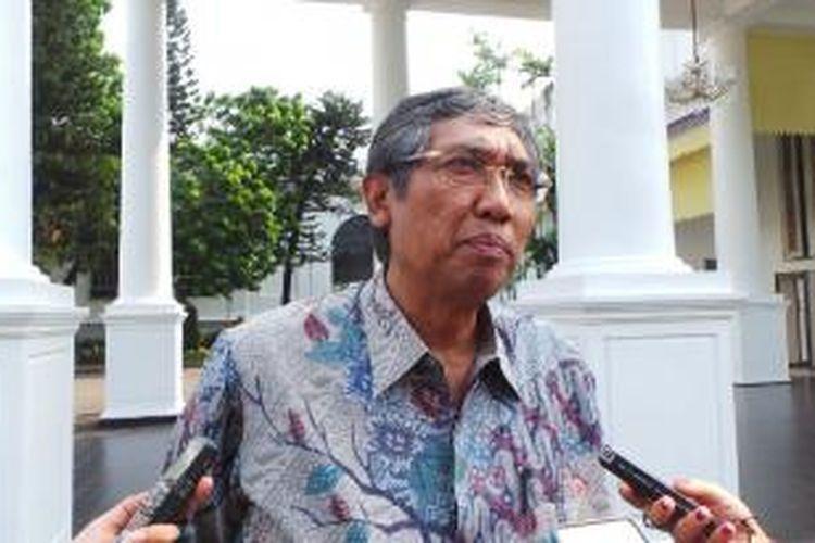Wakil Menteri Keuangan Mardiasmo