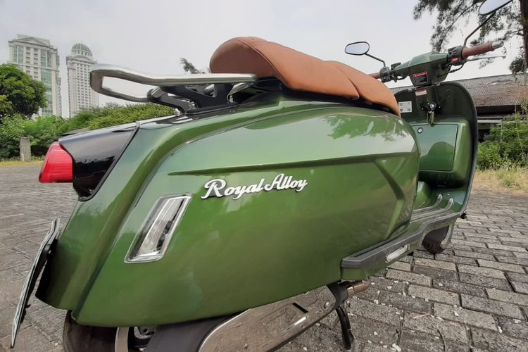 Royal Alloy GP200S