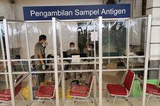 Mulai 24 September, Tarif Tes Antigen di Stasiun KAI Turun Jadi Rp 45.000