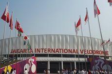 Biaya Pemeliharaan Arena Velodrome Sebulan Setara 2 Sedan Camry
