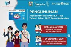 Dana KJP Plus Bulan September Jenjang SD-SMA Mulai Cair Hari Ini