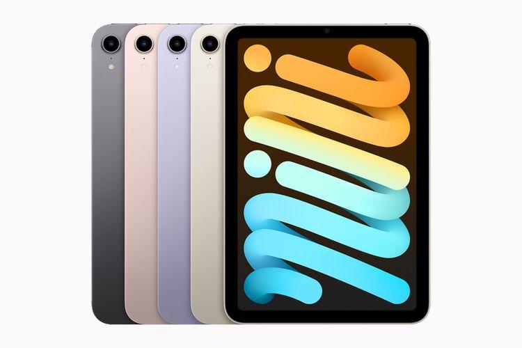 iPad Mini 6 Resmi, Layar Lebih Lebar dan Dilengkapi USB Tipe C