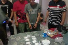 Polisi Gagalkan Peredaran 1,8 Kg Sabu di Tambora