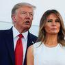 Melania Trump Ungkap Putranya Positif Covid-19, tetapi Kini Sudah Negatif