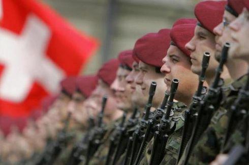 Banyak Pemilik Senjata, Mengapa Swiss Tidak Ada Penembakan Massal?