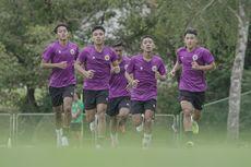 Timnas U19 Indonesia Vs Qatar, Satu Pemain Garuda Muda Masih Cedera