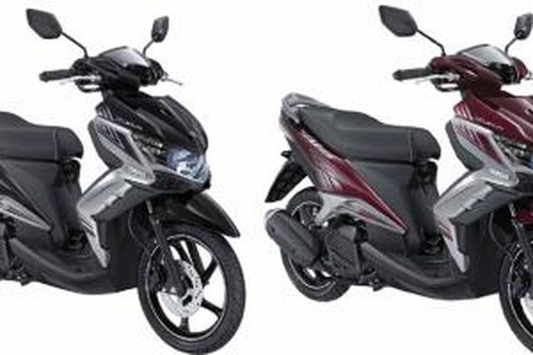 Yamaha Gt125 Jeroan Xeon Tampang Gado Gado