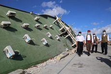 Kunjungan ke NTT, Menko PMK Minta Kapal Feri Cantika Lestari yang Karam Segera Dievakuasi