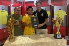 Piala Gubernur Jatim, Andik Vermansah Starter di Laga Madura United Vs Bhayangkara