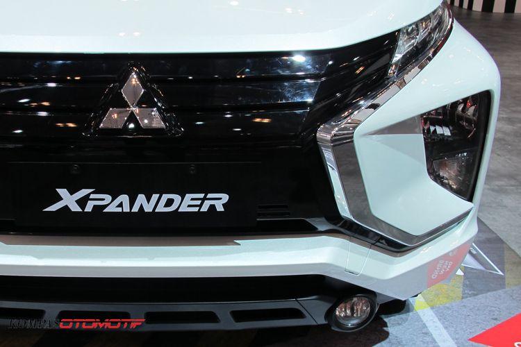 Mitsubishi Xpander mau pakai mesin diesel?