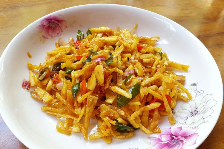 Resep sambal goreng kentang kering yang mudah dicoba di rumah.