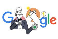 Mengenal Ignaz Semmelweis, Pelopor Cuci Tangan yang Jadi Doodle Hari Ini