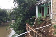 Warga Keluhkan Lambatnya Penanganan Longsor di Srengseng Sawah, Jagakarsa