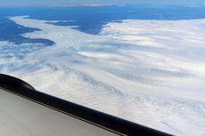 Sempat Menyusut, Lapisan Gletser di Greenland Kini