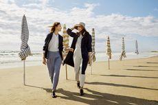 Inspirasi Tepi Laut dalam Koleksi Uniqlo X Ines de la Fressange