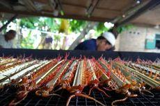 Sate Lipan Laris Diekspor ke Vietnam, Bisakah Jadi Makanan Alternatif?