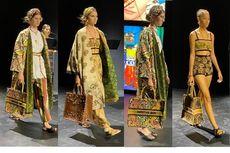 Dior Pastikan Kain Endek Bali pada Koleksinya Dipakai Sesuai Adat
