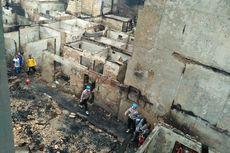 Kantor Lurah dan Mushala Jadi Tempat Pengungsian Warga Jembatan Besi yang Rumahnya Terbakar