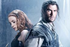 Sinopsis Film The Huntsman: Winter's War, Upaya Chris Hemsworth Melawan Ratu Es