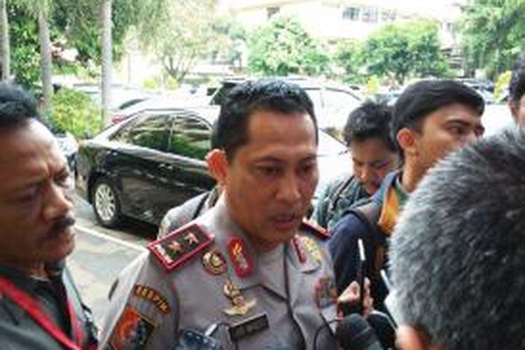 Kepala Badan Reserse Kriminal Mabes Polri, Irjen Pol Budi Waseso