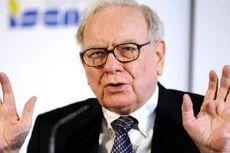Meski Kaya Raya, Warren Buffett Masih Bertahan Pakai Ponsel Lipat