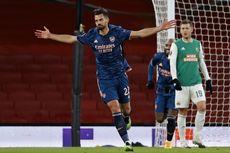 Arsenal Vs Rapid Wina, The Gunners Unggul 3 Gol pada Babak Pertama